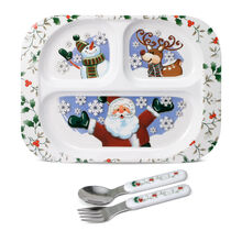 3 Piece Jolly Santa Childrens Set