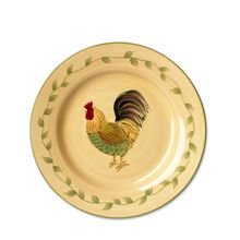 Rooster Salad Plate