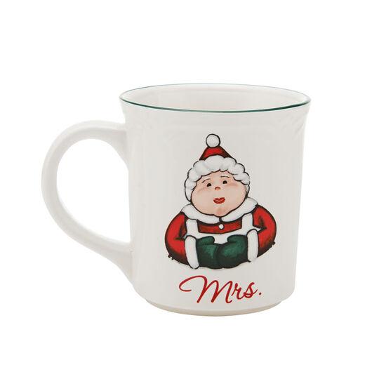 Mrs Claus Mug