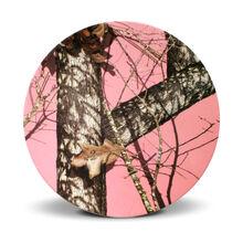 Pink Melamine Dinner Plate