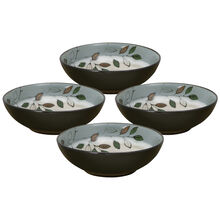 Set of 4 Individual Pasta Bowls