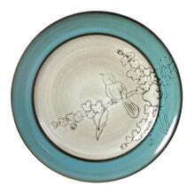 Round Dinner Plate