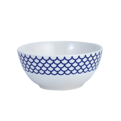 White Soup Cereal Bowl