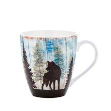 Wildlife Wolf Mug