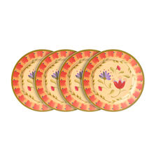 Set of 4 Melamine Dinner Plates