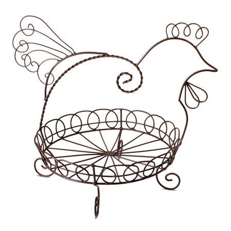 Metal Chicken Basket