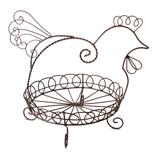 Metal Chicken Basket