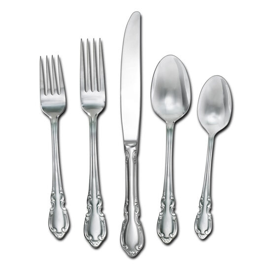 Vienna 40 Piece Flatware Set, Service for 8