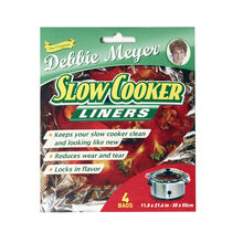Set of 4 Slow Cooker Liners