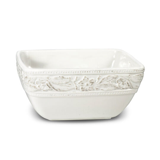 Square Soup Cereal Bowl