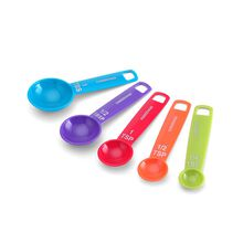 Set of 5 Measuring Spoons, Set of 5