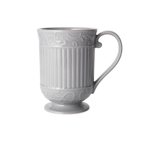 Scroll Grey Mug