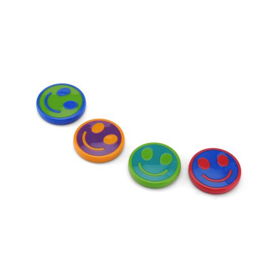 Set of 4 Get Happy Magnets