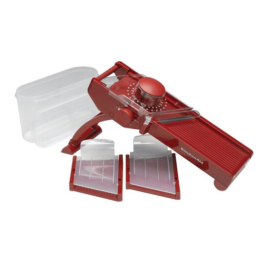 Red Mandoline Slicer