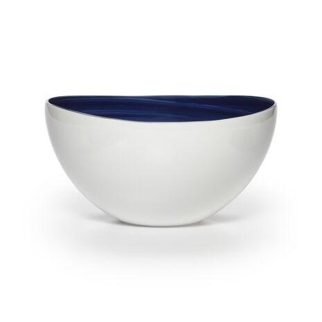 Cobalt Vegetable Bowl