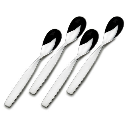 Axis Set of 4 Demitasse Spoons