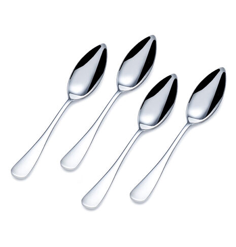 Set of 4 Basic Grapefuit Spoons