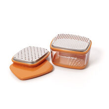 Tangerine Cup Grater