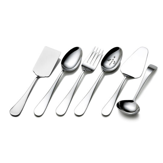 Basic 6 Piece Hostess Serving Set