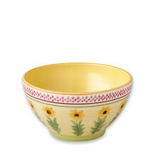 Deep Soup Cereal Bowl with Red Band