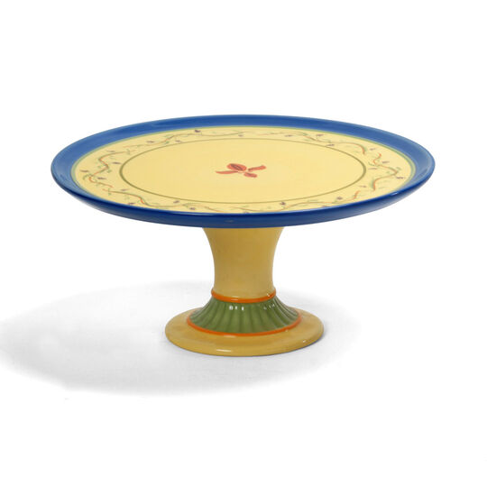 Large Pedestal Cake Plate