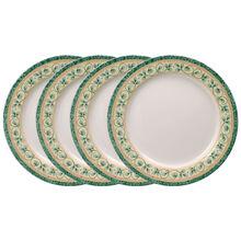 Set of 4 Dinner Plates