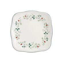Square Salad Plate