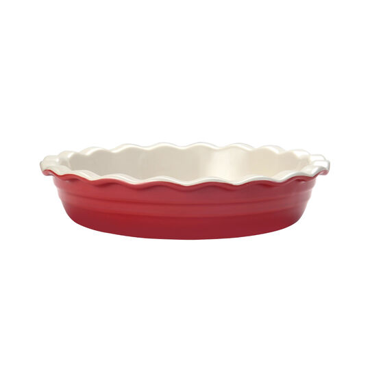 9 1/2 Inch Ceramic Deep Pie Dish