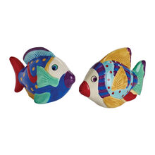 Fish Salt and Pepper Set