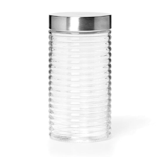 Large Glass Canister 72 Ounce
