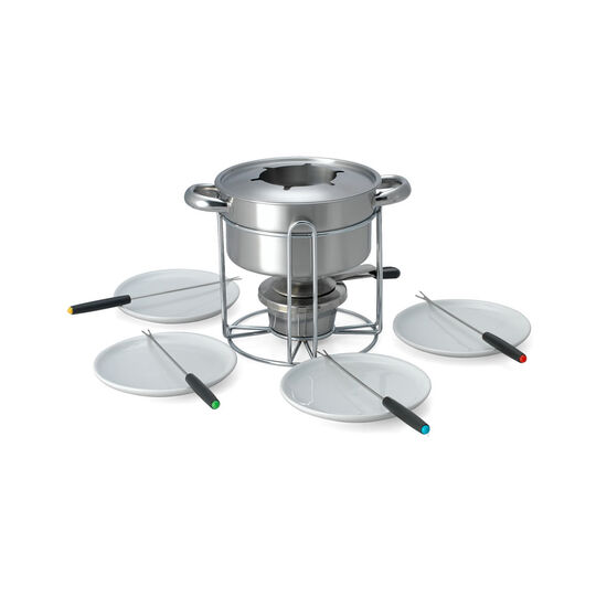 Stainless Steel Buffet Fondue