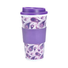 Plastic Double Wall Mug