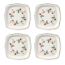 Set of 4 Dipping Plates