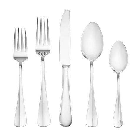 Blaine 45 Piece Flatware Set