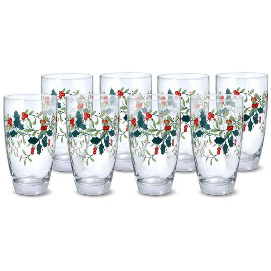 Set of 8 Cooler Glasses
