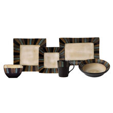 Square Service for 8 with Serveware