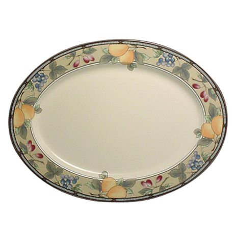 15 Inch Oval Platter