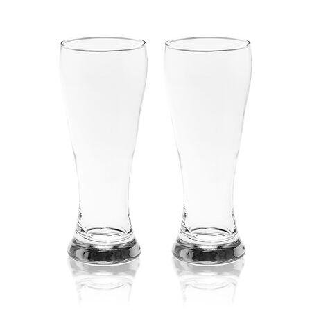 Set of 2 Pilsner Glasses