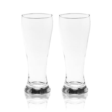 Set of 2 Pilsner Glasses