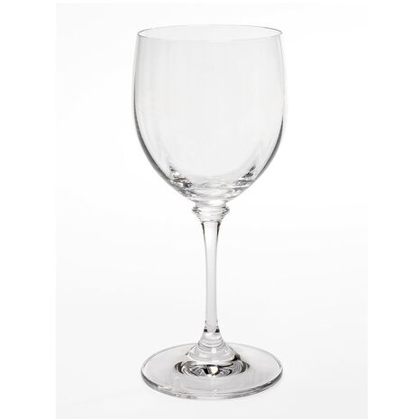 Crystal Wine Glass 9 oz