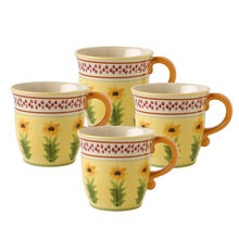 Set of 4 Perfect Coffee Mugs