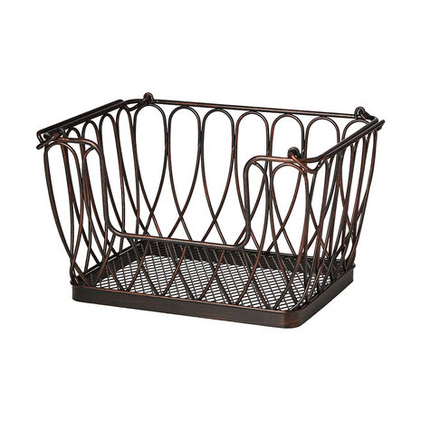 Stacking Loop Organization Basket