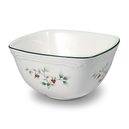 Square Deep Soup Cereal Bowl