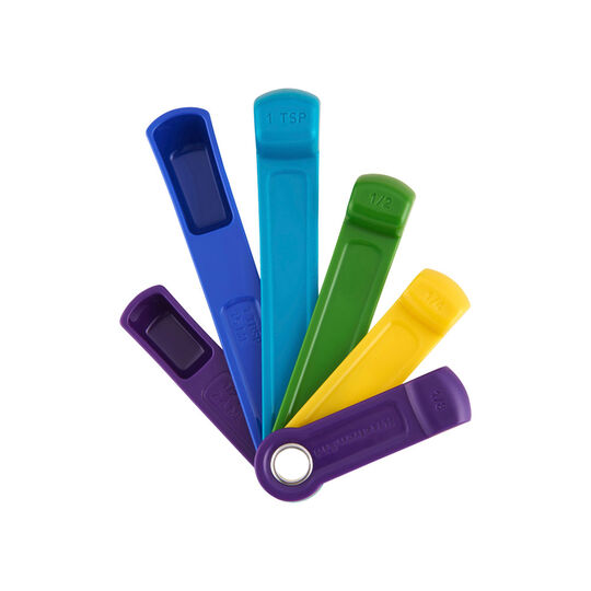 Peacock Self Leveling Measuring Spoons