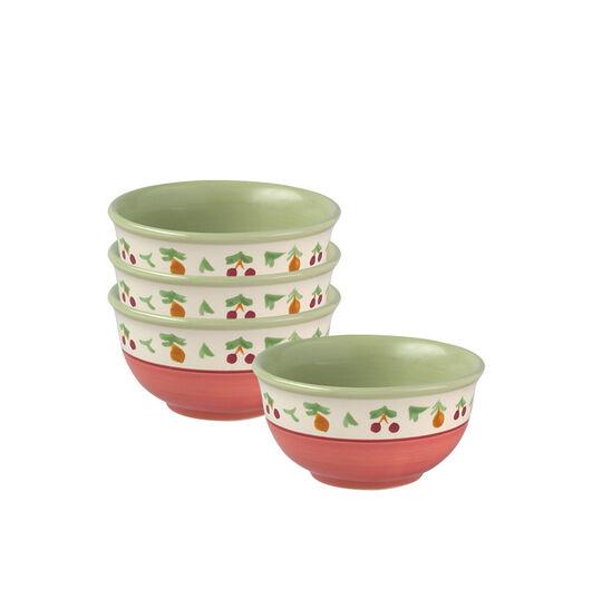 Set of 4 Dessert Bowls