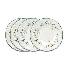 Set of 4 Appetizer Plates