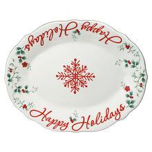 Happy Holidays Platter