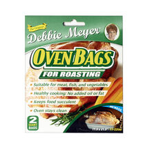 Set of 2 Giant Oven Bags for Roasting