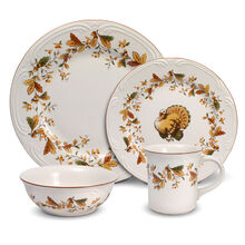Autumn Berry Dinnerware Set