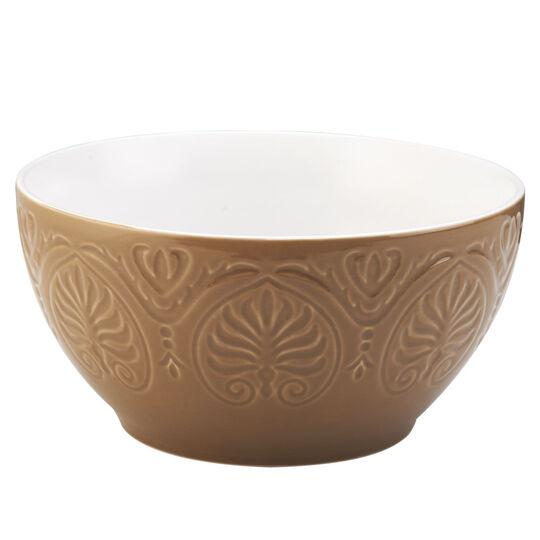 Latte Round Vegetable Bowl